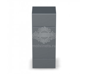 001109 - Урна металлическая
