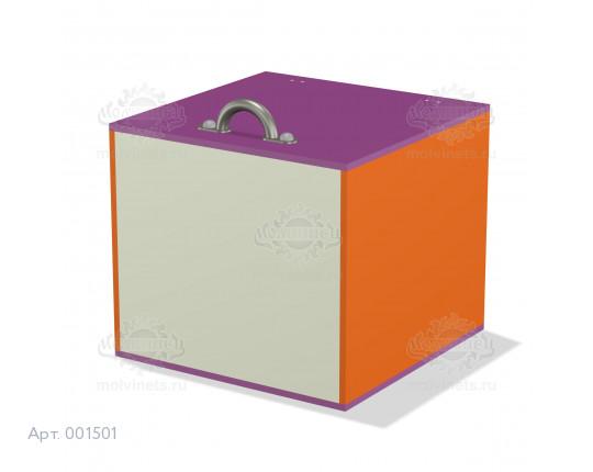 001501 - Ящик для игрушек