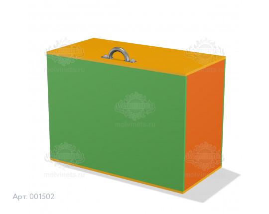 001502 - Ящик для игрушек