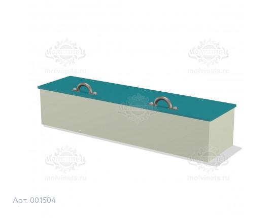 001504 - Ящик для игрушек (без дна)
