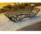 002080 - Скамья антивандальная