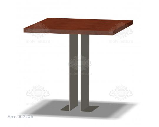 002206 - Стол металлический