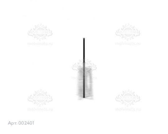 002401 - Ограждение металлическое