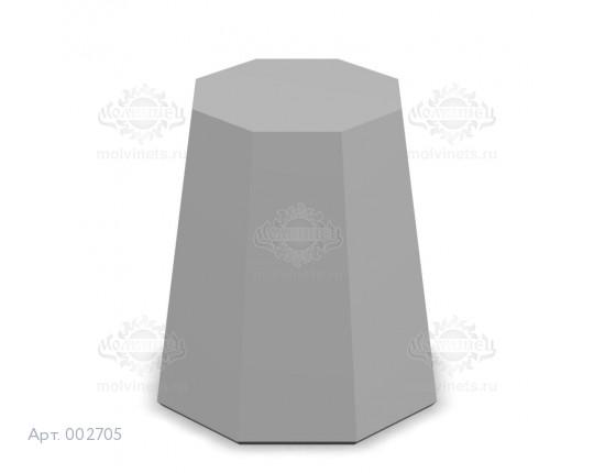 002705 - Ограничитель движения (бетон, краска)