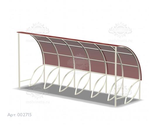002715 - Парковка для колясок на 6 мест