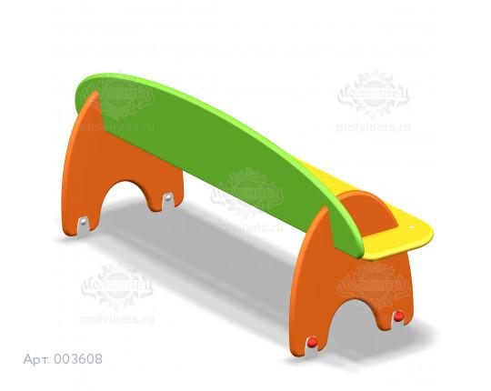 003608 - Детская скамья