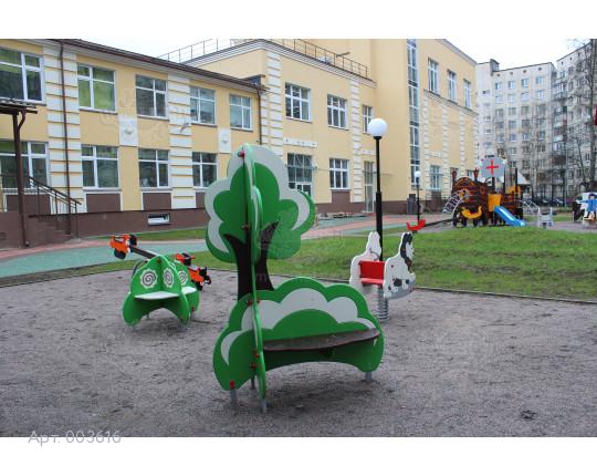 """003616 - Детская скамья """"Парк"""""""