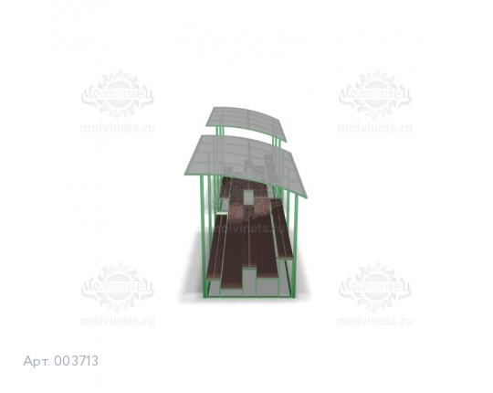 003713 - Трибуна спортивная