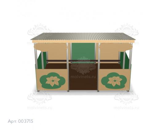 003715 - Веранда для детского сада