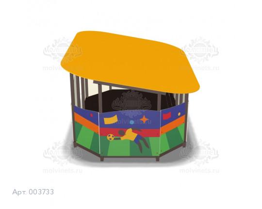 """003733 - Теневой навес """"Бразилия Мини"""""""