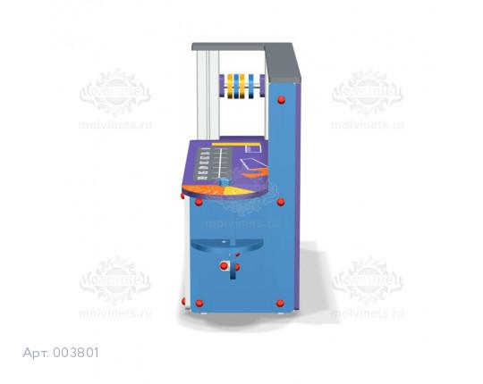 """003801 - Развивающий игровой элемент """"Мастерская"""""""