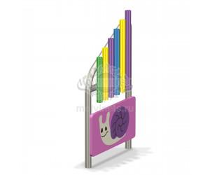 """003814 - Развивающий музыкальный игровой элемент """"Улитка"""""""