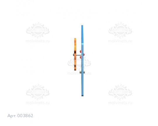 """003862 - Развивающая панель """"Штурвал"""""""