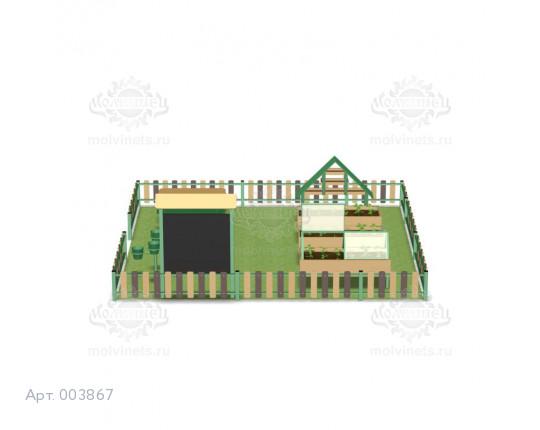 "003867 - Эко-ферма ""Юннаты"""