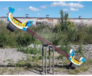 """004109 - Качели балансирные деревянные """"Тресочки"""""""