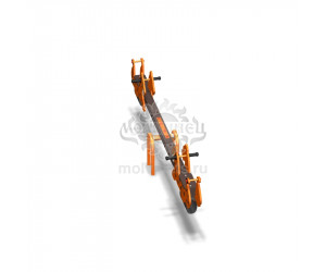 """004114 - Качели балансирные деревянные """"Ягуары"""""""