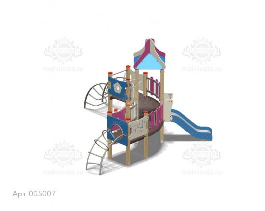 005007 - Игровой комплекс