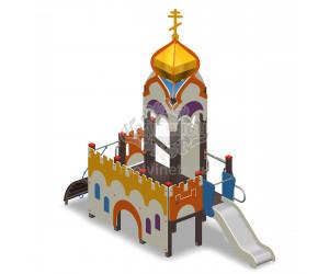 """005020 - Игровая площадка """"Церковь Мини"""""""