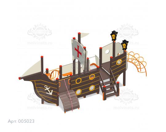 """005023 - Игровой комплекс """"Санта Мария Мини"""""""