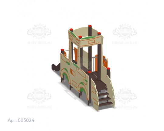 """005024 - Игровой комплекс """"Руины Мини"""""""