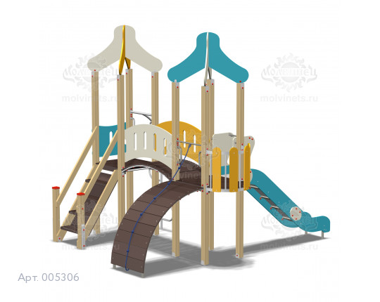 005306 - Игровой комплекс