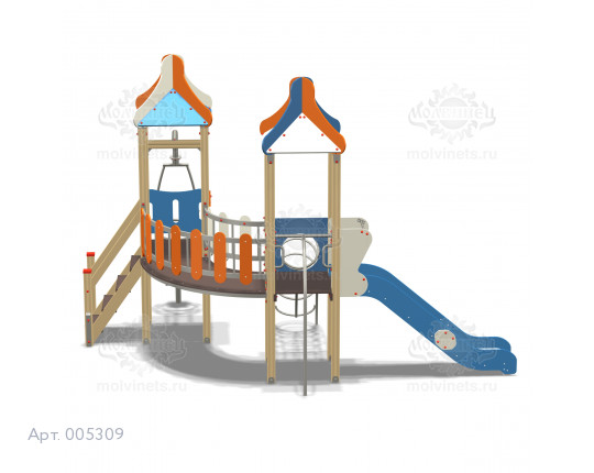 005309 - Игровой комплекс