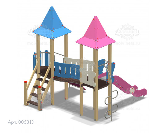 005313 - Игровой комплекс