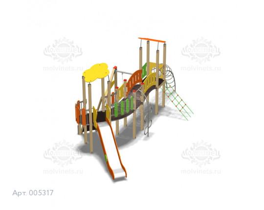 005317 - Игровой комплекс