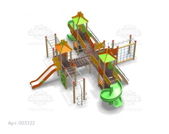 005322 - Детская площадка