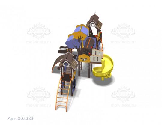 """005333 - Игровой комплекс """"Хутор"""""""