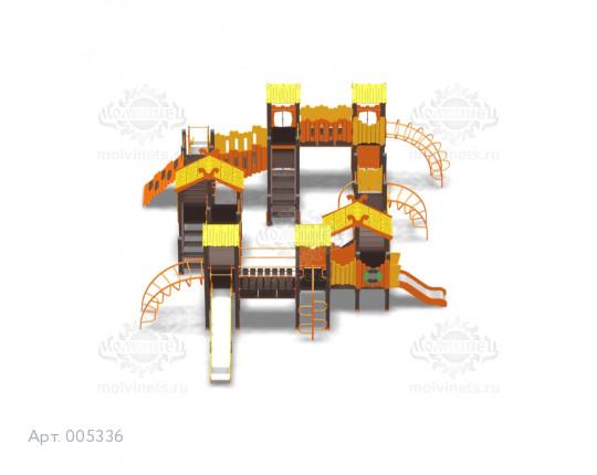 """005336 - Игровой комплекс """"Фюркат"""""""