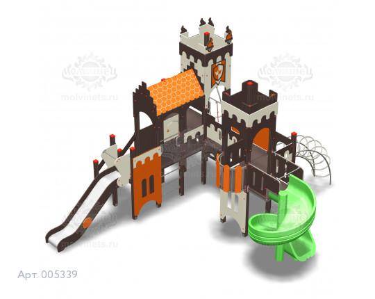 """005339 - Игровой комплекс """"Рыцарский замок"""""""