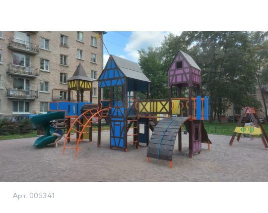 """005341 - Игровой комплекс """"Фахверк"""""""