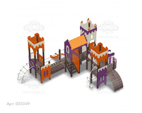 """005349 - Игровой комплекс """"Замок барона"""""""