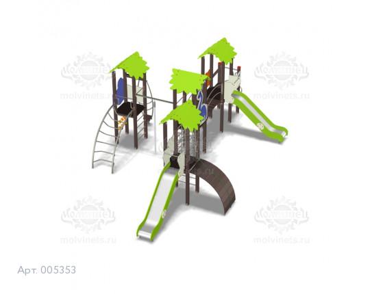 """005353 - Игровой комплекс """"Парк Юрского периода"""""""