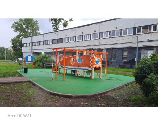 """005611 - Детская площадка """"Биплан"""""""