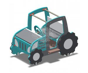 """005618 - Игровой элемент """"Трактор"""""""