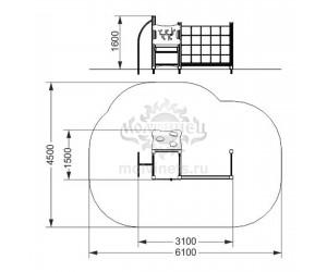 006105 - Спортивный комплекс
