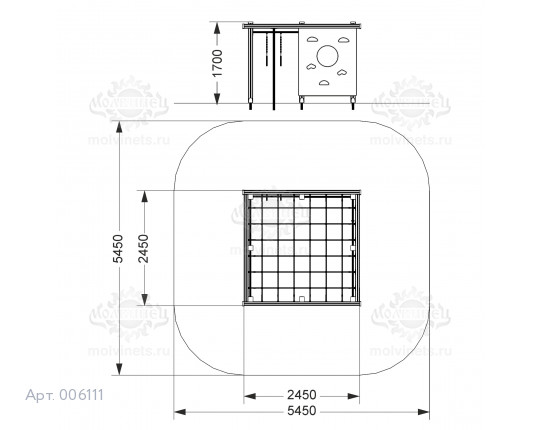 006111 - Спортивный комплекс