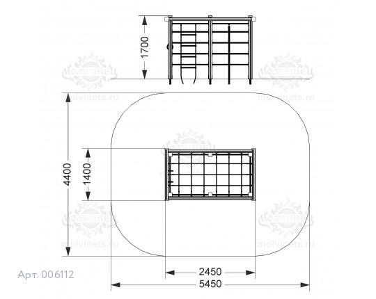 006112 - Спортивный комплекс