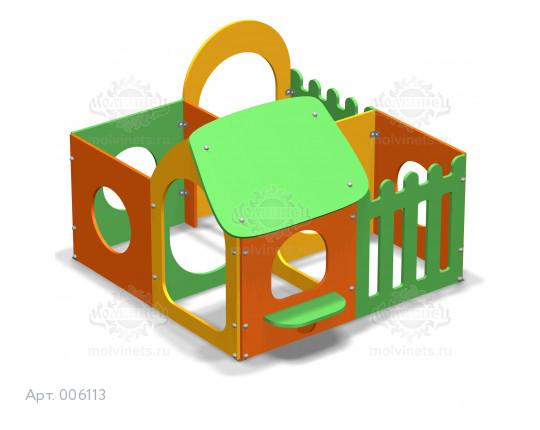 006113 - Детский лабиринт
