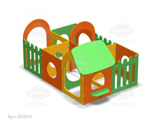 006114 - Детский лабиринт