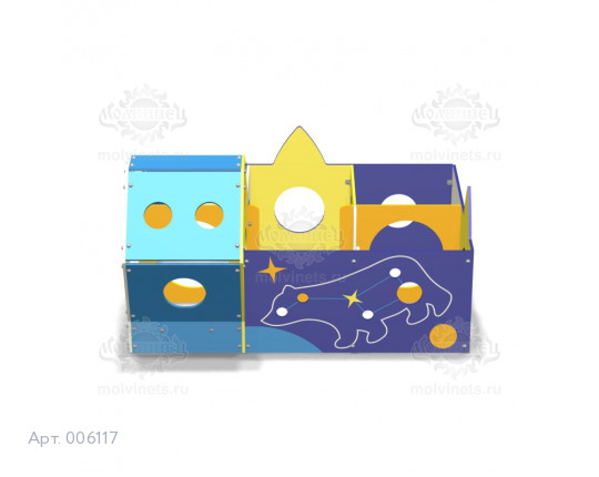 006117 - Детский лабиринт