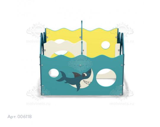 006118 - Детский лабиринт