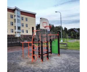 006200 - Спортивный комплекс с баскетбольным кольцом
