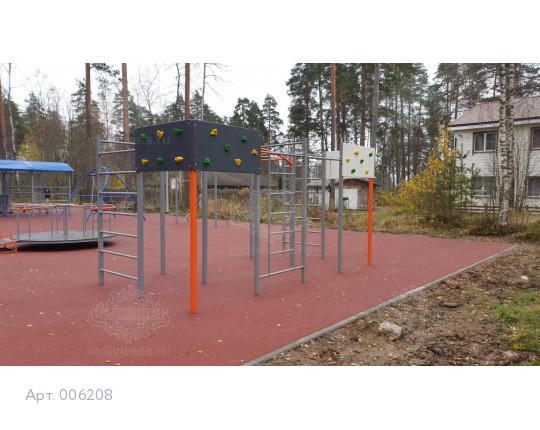 006208 - Спортивный комплекс (металл)