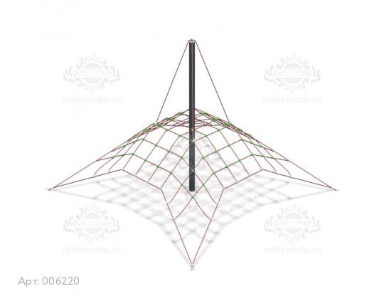 """006220 - Спортивный комплекс """"Пирамида 58"""""""