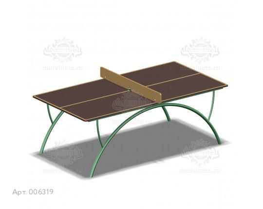"006319 - Теннисный стол ""Стандарт"""