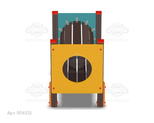 """006325 - Элемент полосы препятствий """"Тоннель"""""""