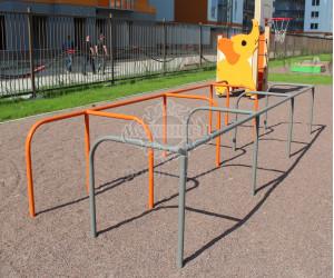 006337 - Детский игровой лабиринт